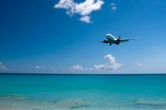 Maho Beach St Maarten