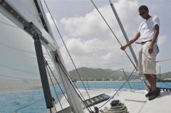 Zeilrace St Maarten