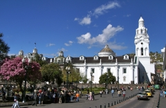 Quito oude stad