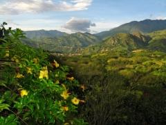 Vilcabamba Vallei